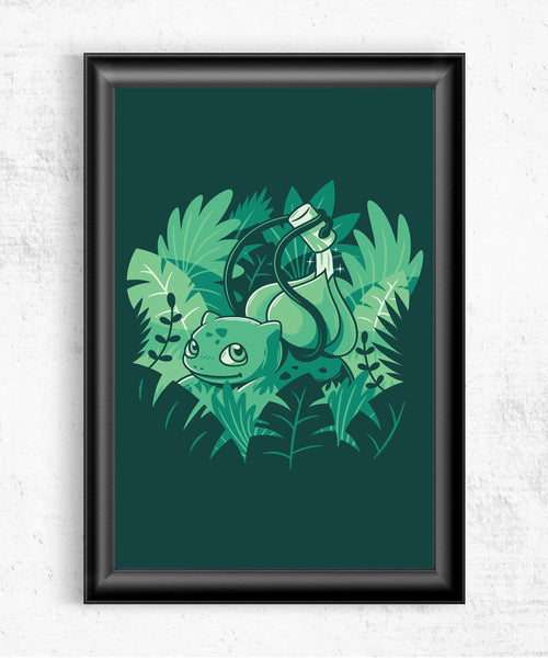 The Gardener Posters by Elia Colombo - Pixel Empire
