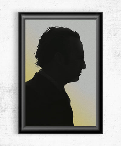 Saul Posters- The Pixel Empire