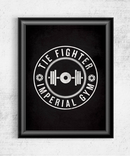 Imperial Gym Posters by The Pixel Empire - Pixel Empire