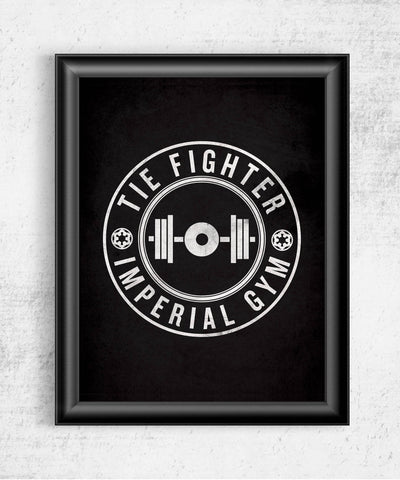 Imperial Gym Posters- The Pixel Empire