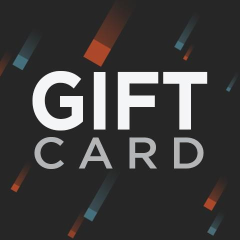 Gift Card Gift Card- The Pixel Empire