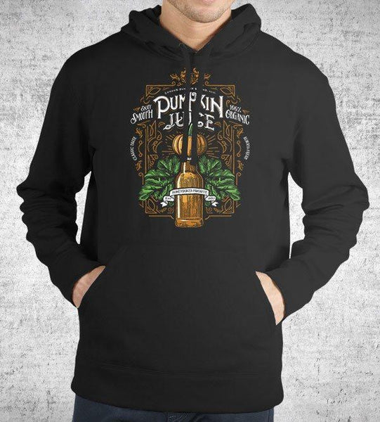 Pumpkin Juice Hoodies by Barrett Biggers - Pixel Empire