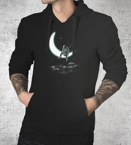 Moon Song Hoodies by Dan Elijah Fajardo - Pixel Empire