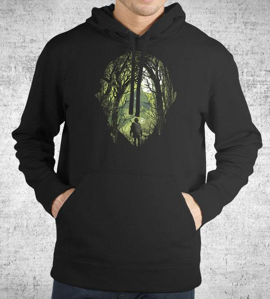 It's Dangerous to Go Alone... Hoodies by Dan Elijah Fajardo - Pixel Empire