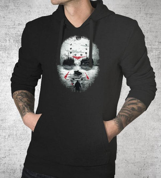 Friday Night Terror Hoodies by Dan Elijah Fajardo - Pixel Empire