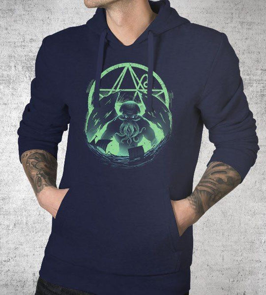 Cosmic Monster Hoodies by Vincent Trinidad - Pixel Empire