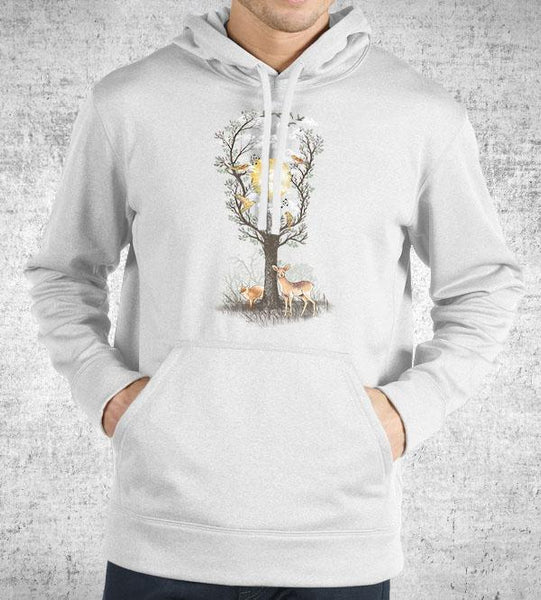 Nature's Music Hoodies by Dan Elijah Fajardo - Pixel Empire