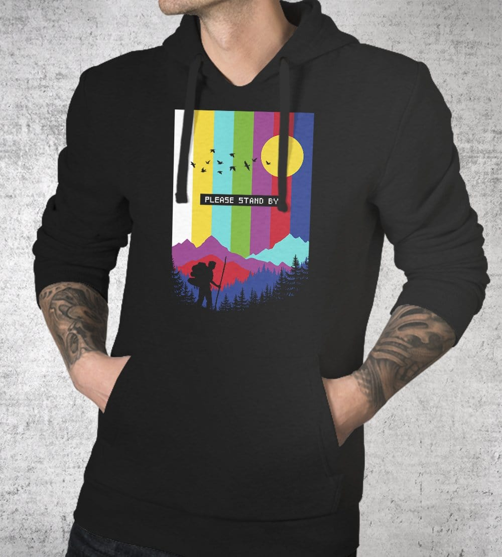 Life In Technicolor Hoodies by Grant Shepley - Pixel Empire