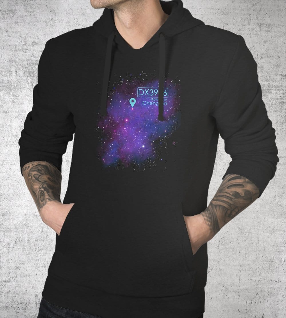 Dx3906 Hoodies by Saqman - Pixel Empire