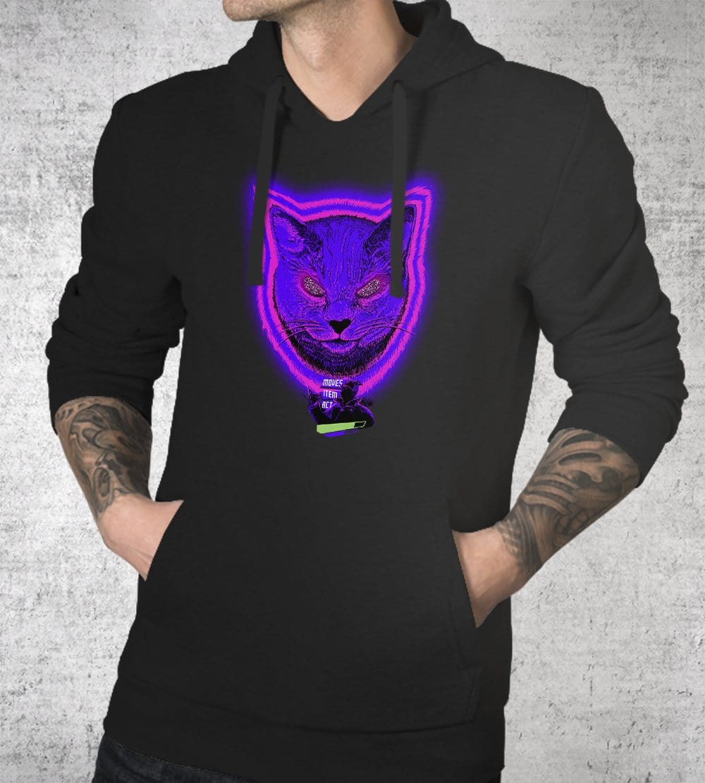 Cat Boss Fight Hoodies by Relaxalax - Pixel Empire