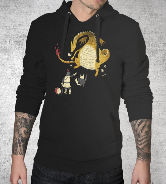 Ye Hath to Catcheth Them All Hoodies by Louis Roskosch - Pixel Empire