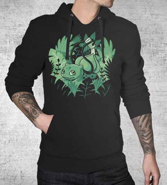 The Gardener Hoodies by Elia Colombo - Pixel Empire