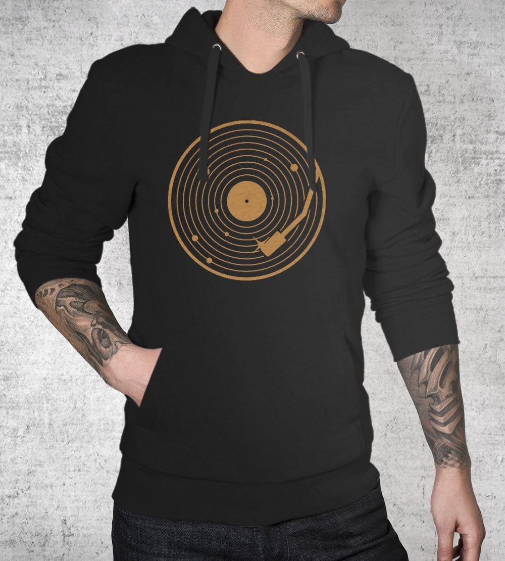 The Vinyl System Hoodies by Grant Shepley - Pixel Empire