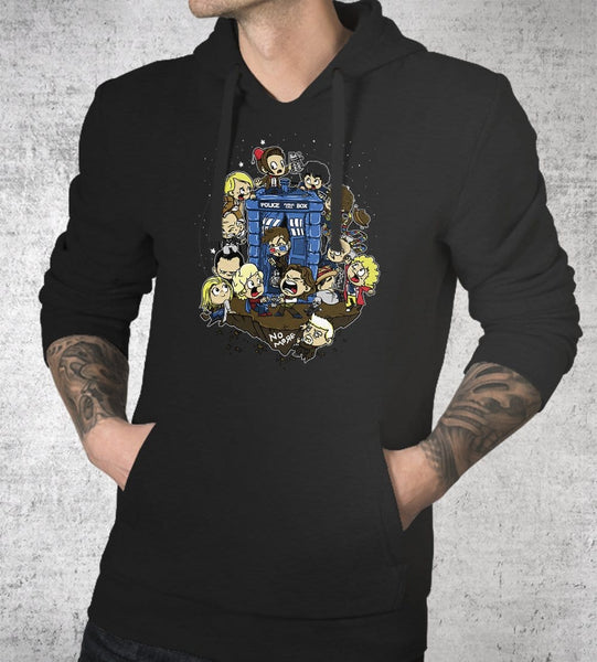 Let's Play Doctor Hoodies by Cod Designs - Pixel Empire