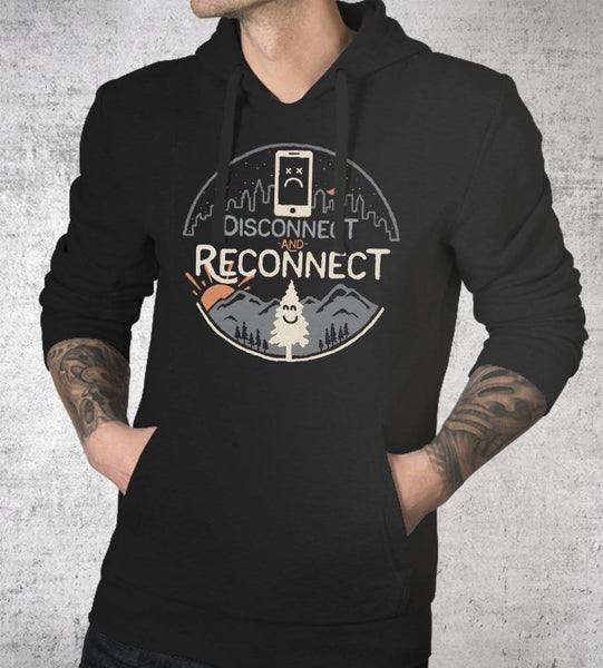 Reconnect Hoodies by Rick Crane - Pixel Empire