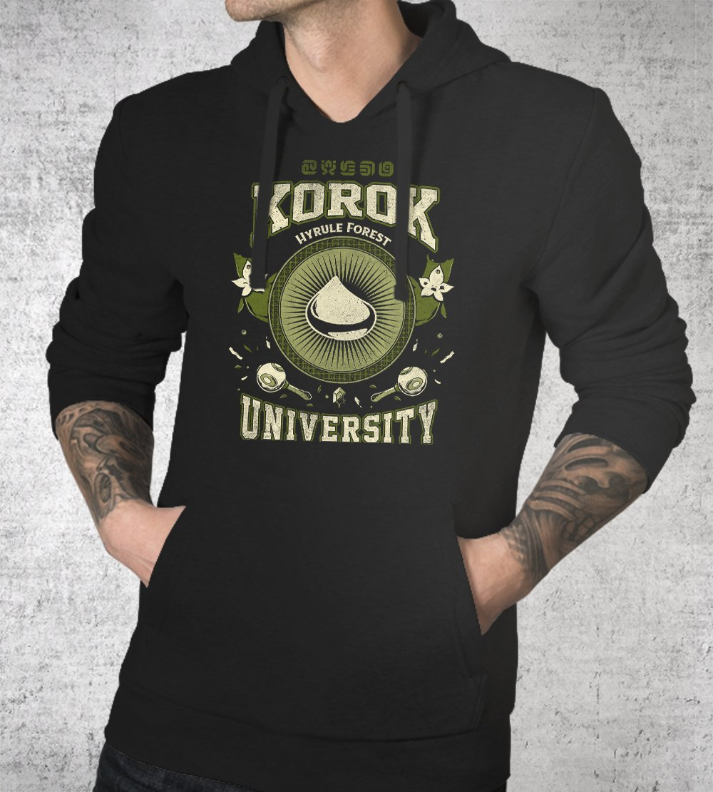 Korok Seeds Hoodies by Ilustrata - Pixel Empire