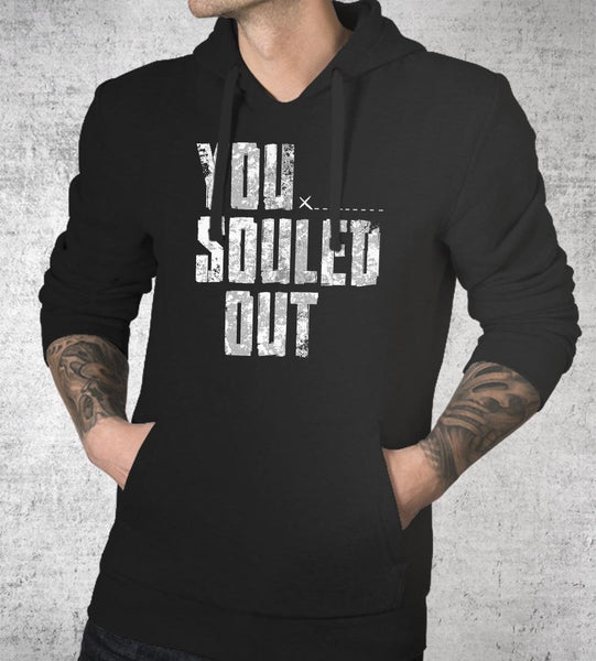 You Souled Out 2.0 Hoodies by Tear of Grace - Pixel Empire
