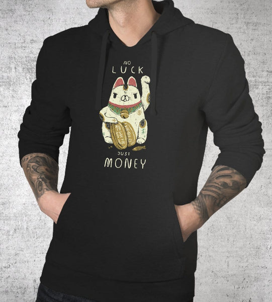 Money Cat Hoodies by Louis Roskosch - Pixel Empire