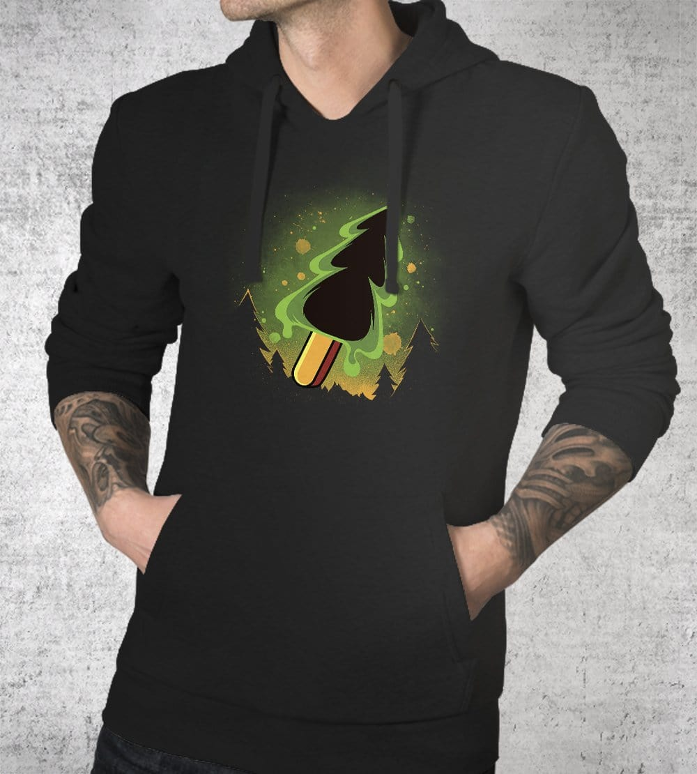 Treesicle Logo Hoodies by Treesicle - Pixel Empire