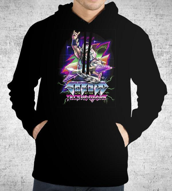 Shredd Hoodies by Barrett Biggers - Pixel Empire