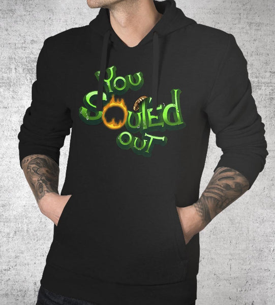 You Souled Out Hoodies by Tear of Grace - Pixel Empire
