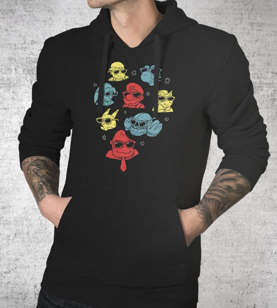 Super Style Bros Hoodies by Ronan Lynam - Pixel Empire