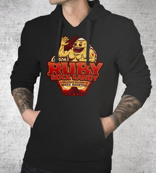 Goron Rock Candy Hoodies by Cory Freeman Design - Pixel Empire