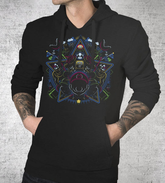 M World Hoodies by StudioM6 - Pixel Empire