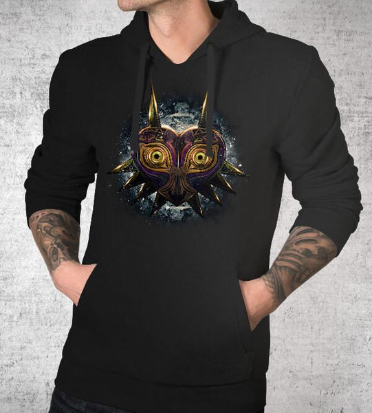 Majora's Mask Hoodies by Barrett Biggers - Pixel Empire
