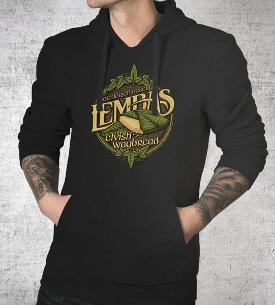 Lembas Bread Hoodies by Cory Freeman Design - Pixel Empire