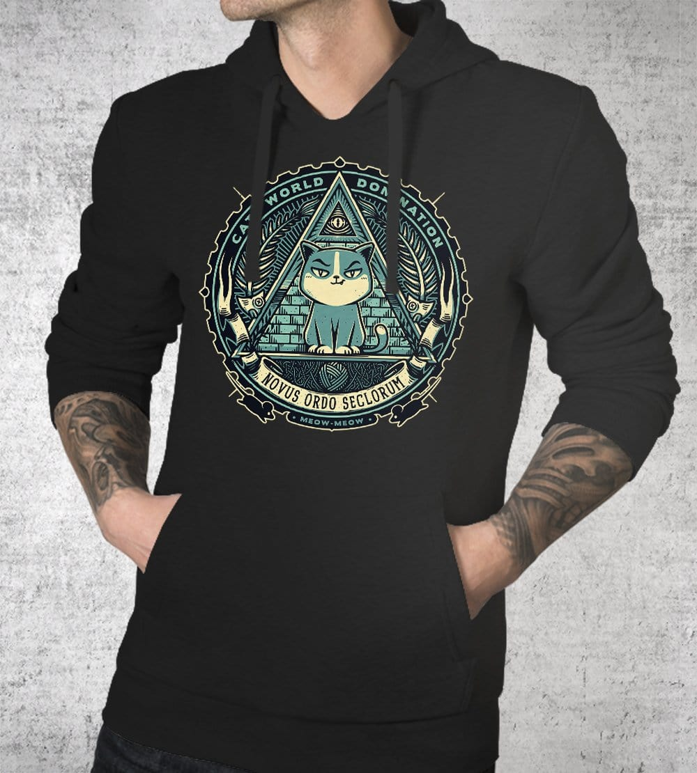 IlluMEOWnati Hoodies by StudioM6 - Pixel Empire