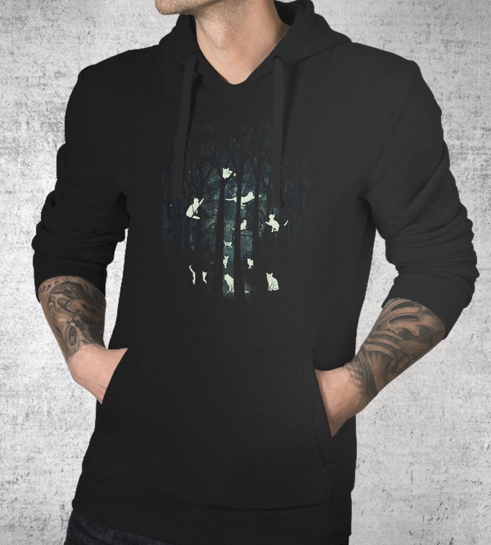 We Own the Night Hoodies by Dan Elijah Fajardo - Pixel Empire