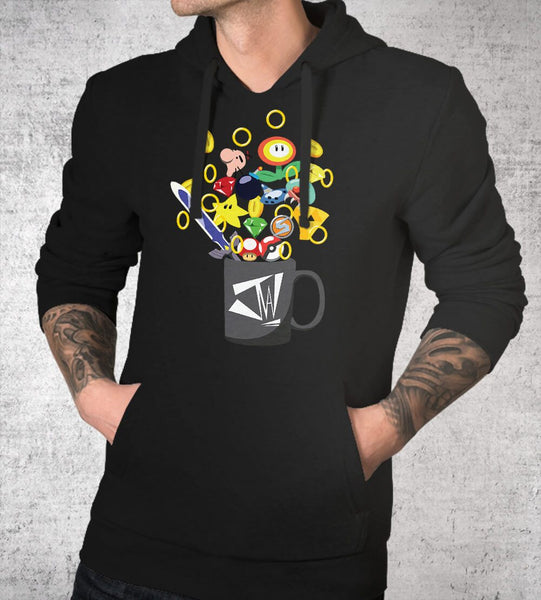 Dark Mug Hoodies by Some Call Me Johnny - Pixel Empire