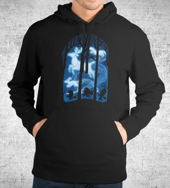 Race of the Patronuses Hoodies by Anna-Maria Jung - Pixel Empire