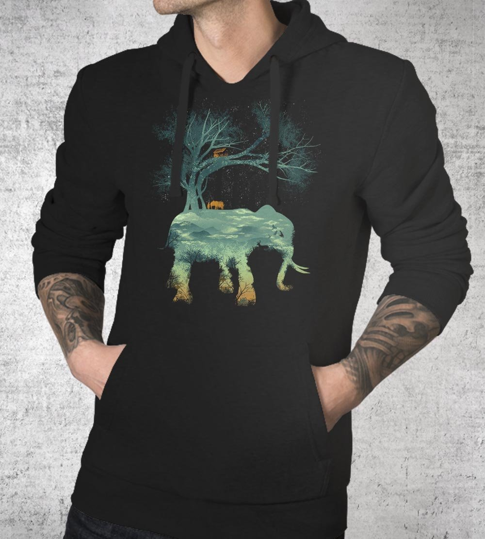The Tree of Life Hoodies by Dan Elijah Fajardo - Pixel Empire