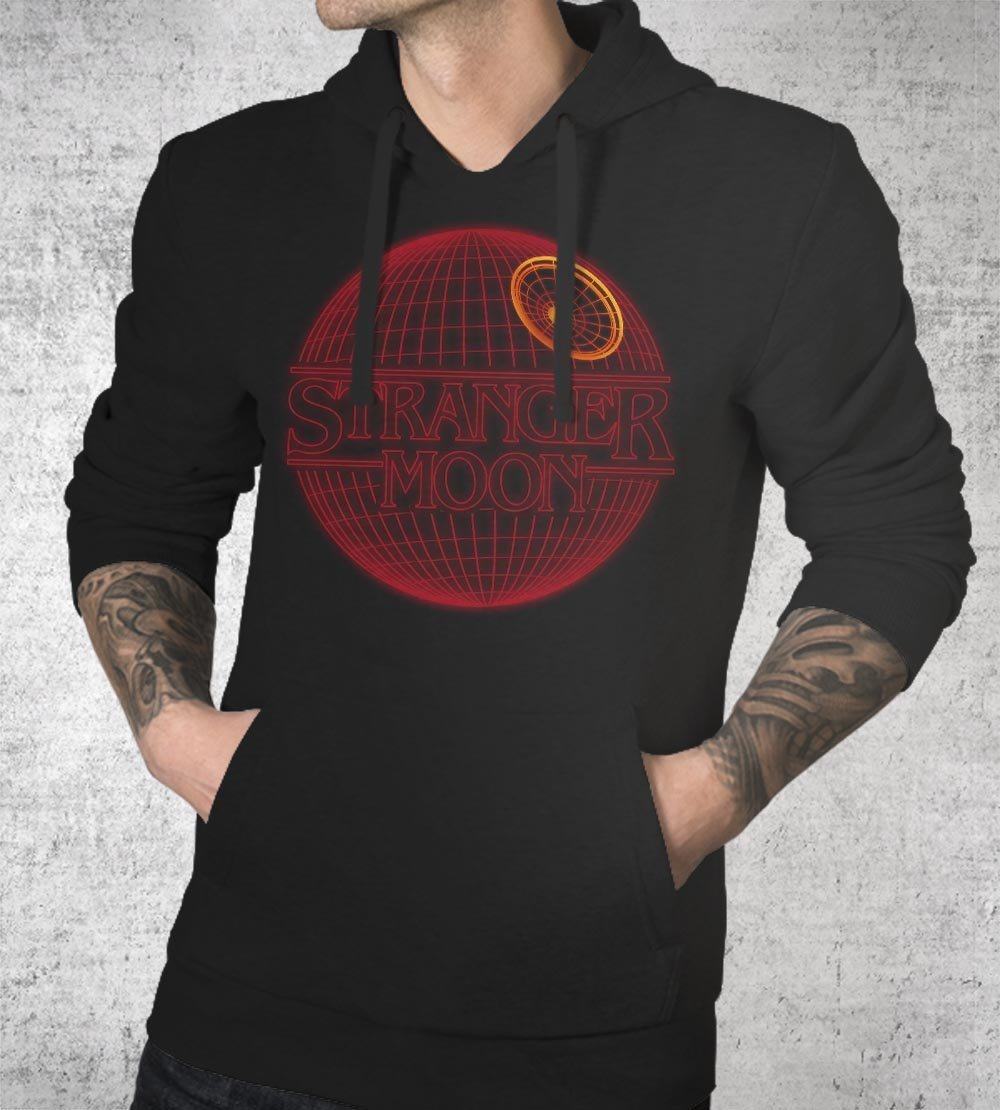 Stranger Moon Hoodies by Dr. Monekers - Pixel Empire