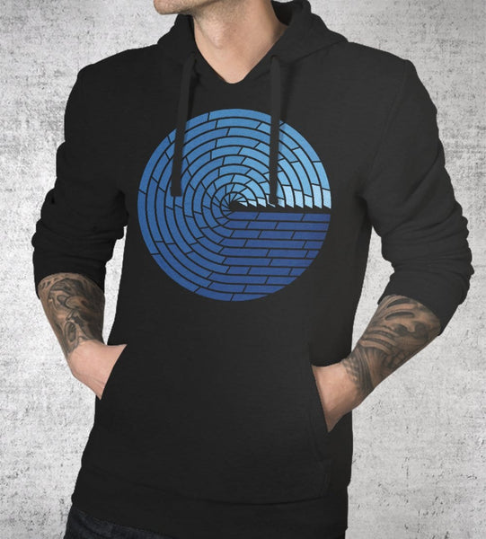 Almighty Ocean Hoodies by Rick Crane - Pixel Empire