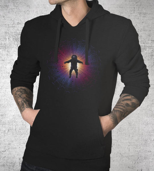 Big Bang Man Hoodies by Daniel Teres - Pixel Empire