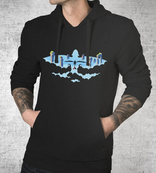 Test Drive Hoodies by Alyn Spiller - Pixel Empire