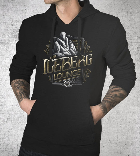 Iceberg Lounge Hoodies by Cory Freeman Design - Pixel Empire