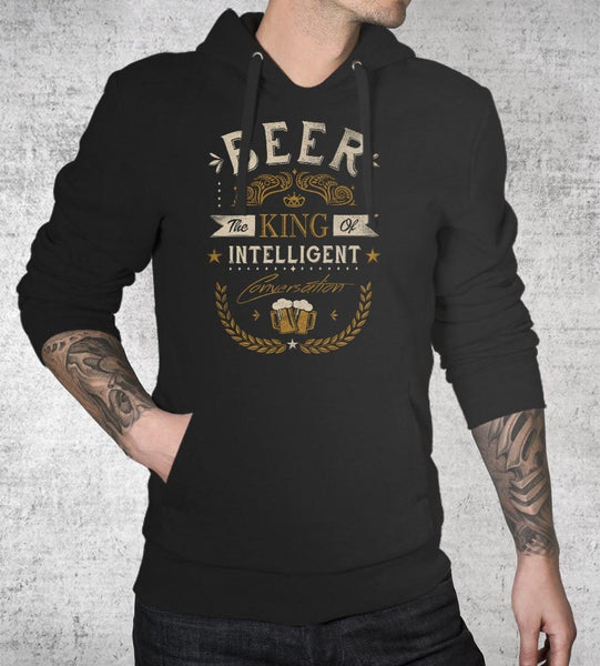Oh Beer Hoodies by Grant Shepley - Pixel Empire