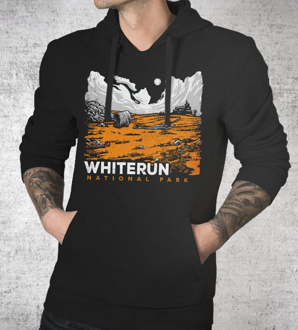 Whiterun Hoodies by Ronan Lynam - Pixel Empire