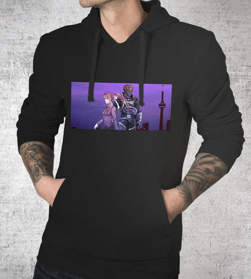 Sin City 20xx Hoodies by Relaxalax - Pixel Empire