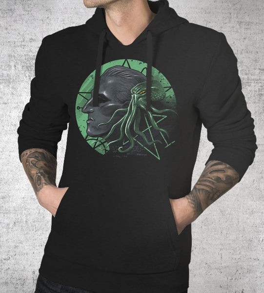 The Entity And It's Creator Hoodies by Vincent Trinidad - Pixel Empire