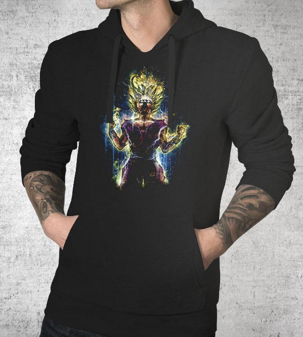 Gohan Hoodies by Barrett Biggers - Pixel Empire