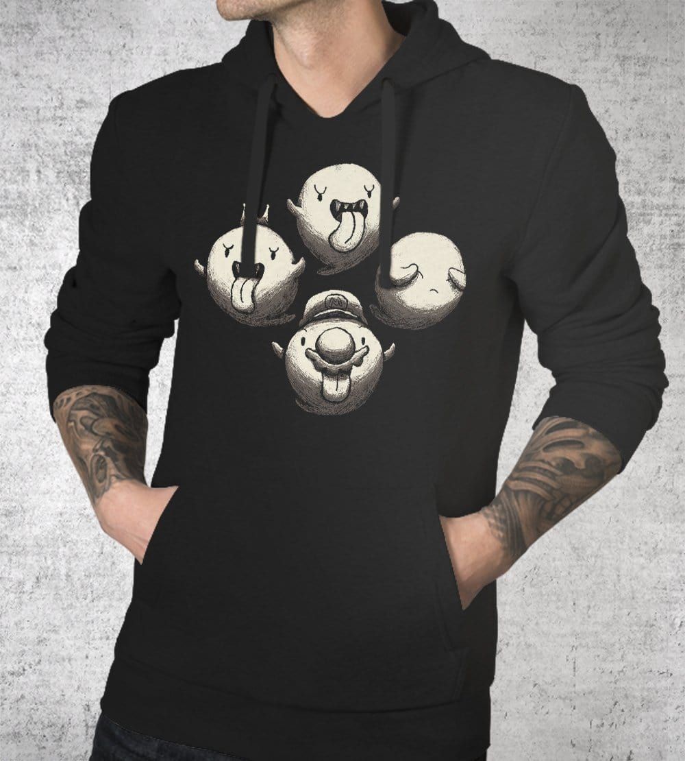 Boohemian Rhapsody Hoodies by Louis Roskosch - Pixel Empire