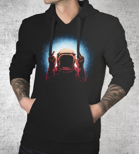 Negative Space Hoodies by Daniel Teres - Pixel Empire