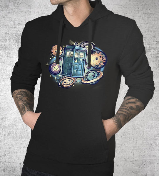 Friends of Space Hoodies by Juan Manuel Orozco - Pixel Empire