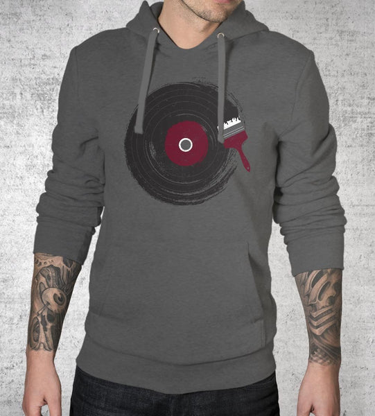 Art of Music Hoodies by Dan Elijah Fajardo - Pixel Empire