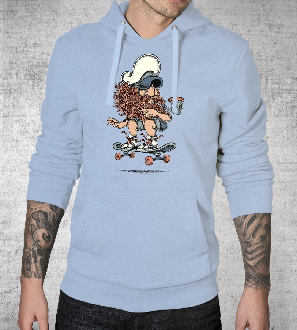 Skateboard Hoodies by Copenhagen Poster - Pixel Empire
